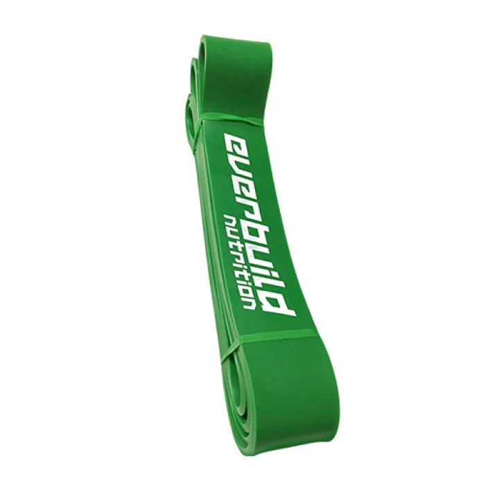 Ластик - EVERBUILD Latex Resistance Band / Green (100-120LB / 45-54KG.)