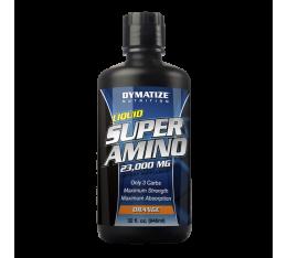 Dymatize - Super Amino Liquid / 946ml. Хранителни добавки, Аминокиселини, Разклонена верига (BCAA)