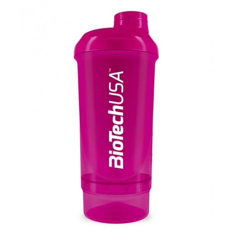 BIOTECH USA Wave+ 600ml. + 150ml. / Magenta - Розов