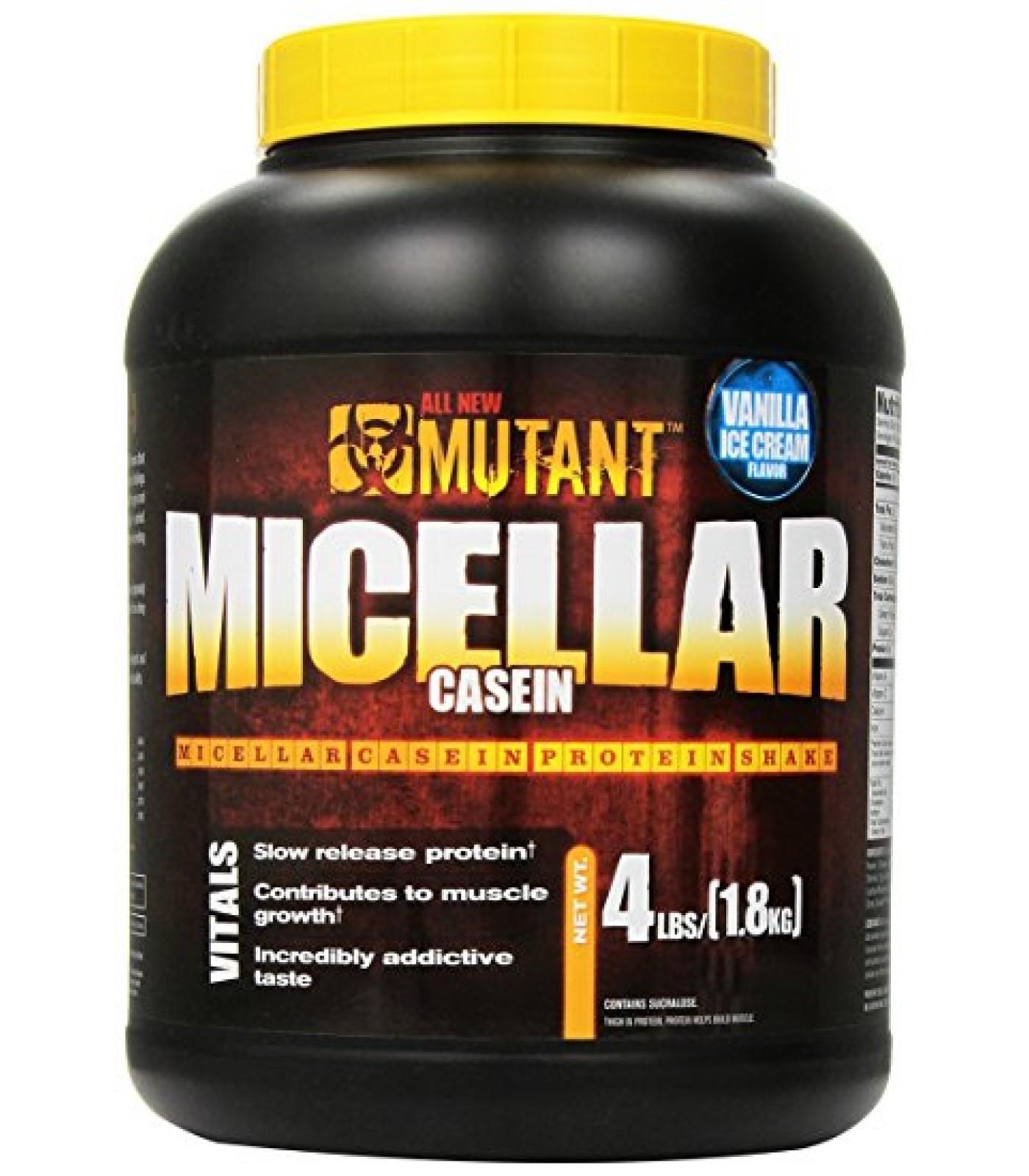 Mutant - Micellar CASEIN 1.8 кг.