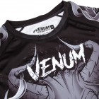 Рашгард - Venum Minotaurus Rashguard - Long Sleeves - Black/White
