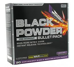 MRI - Black Powder Bullet Pack / 20 pak Хранителни добавки, Азотни/напомпващи