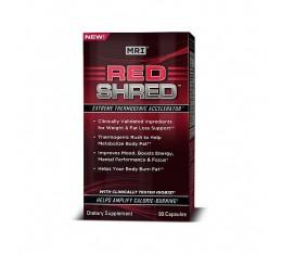 MRI - Red Shred / 90 caps Хранителни добавки, Отслабване, Фет-Бърнари