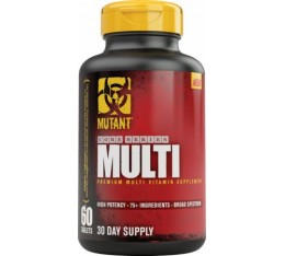 MUTANT - Multi Vitamin Supplement / 60tabs