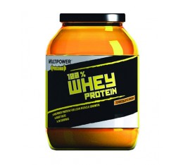 Multipower - 100% Whey Protein / 908 gr Хранителни добавки, Протеини, Суроватъчен протеин