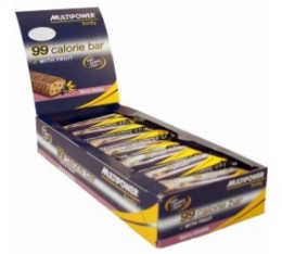 Multipower - 99 Calorie Bar / 24x32 gr.