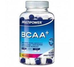 Multipower - BCAA+ / 102 caps Хранителни добавки, Аминокиселини, Разклонена верига (BCAA)