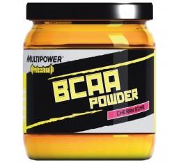 Multipower - BCAA Powder / 400 gr Хранителни добавки, Аминокиселини, Разклонена верига (BCAA)