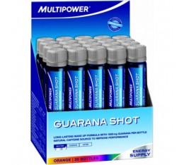 Multipower - Guarana Shot / 20 x 25 ml Хранителни добавки, Отслабване, Кофеин