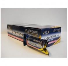 Multipower - L-Carnitine Bar 25% Protein / 24 x 35 gr Хранителни добавки, Протеини, Протеинови барове