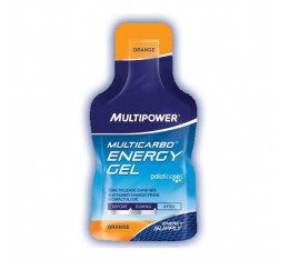 Multipower - Multi Carbo Gel / 24 x 40 gr Хранителни добавки, Енергийни продукти