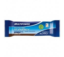 Multipower - Multi Carbo Hi Energy Bar / 24 x 50 gr Хранителни добавки, Протеини, Протеинови барове и храни