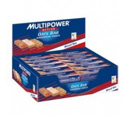 Multipower - Oats Bar / 10 x 70 gr Хранителни добавки, Протеини, Протеинови барове и храни
