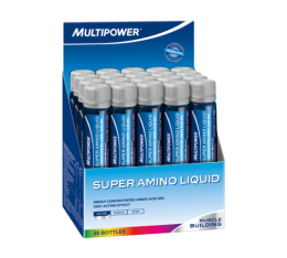 Multipower - Super Amino Liquid / 20 x 25 ml