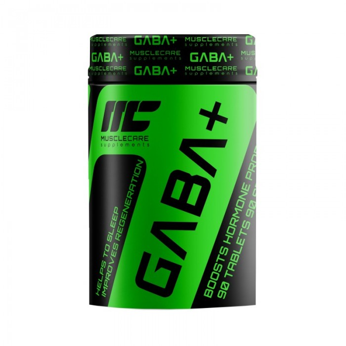 Muscle Care - GABA Plus / 90tabs