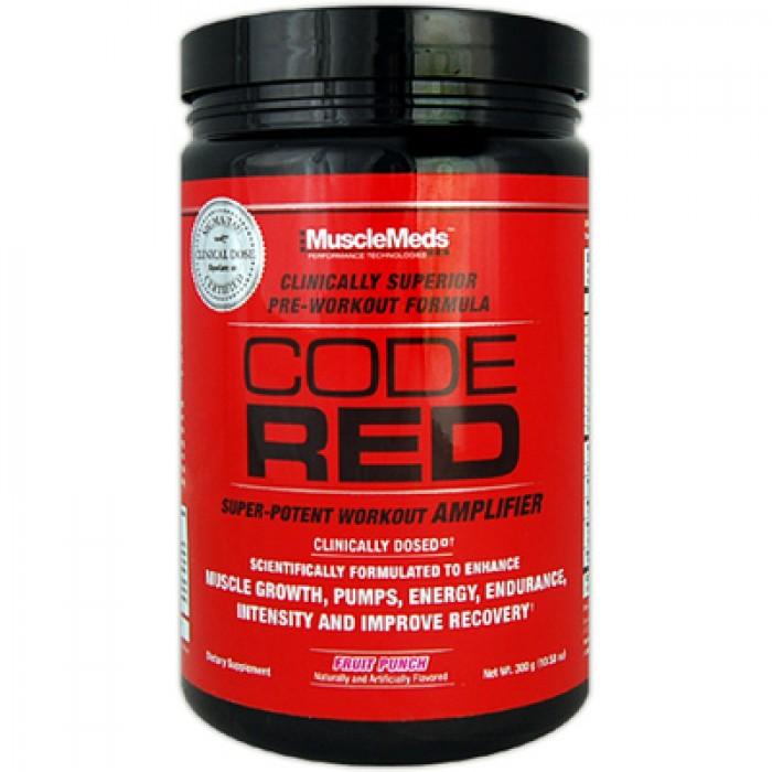 MuscleMeds - Code Red / 300 gr.