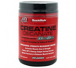 MuscleMeds - Creatine Decanate​ / 300 gr.