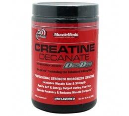 MuscleMeds - Creatine Decanate / 300 gr. Хранителни добавки, Креатинови продукти, Креатин Монохидрат