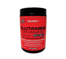 MuscleMeds - Glutamine Decanate / 300 gr.