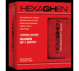 MuscleMeds - Hexaghen / 56 tabs. Хранителни добавки, Хардкор продукти