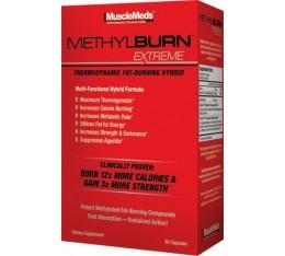 MuscleMeds - Methyl Burn Extreme / 60 caps. Хранителни добавки, Отслабване, Фет-Бърнари