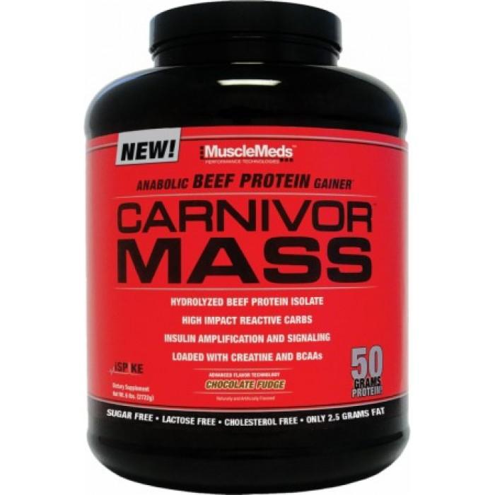 MuscleMeds - Carnivor Mass / 2724 gr.
