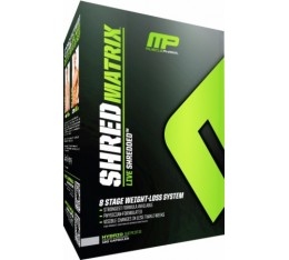 Muscle Pharm - Shred Matrix / 120caps.