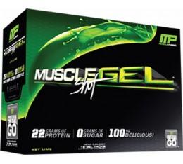 Muscle Pharm - Muscle Gel / 12packs Хранителни добавки, Протеини, Суроватъчен протеин