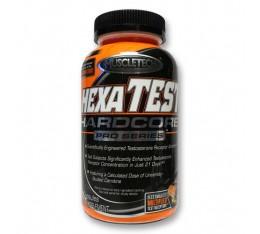 MuscleTech - Hexatest / 168 caps. Хранителни добавки, Стимулатори за мъже