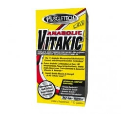 MuscleTech - Vitakic / 150 caps.