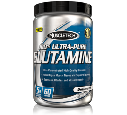 MuscleTech - 100% Ultra Pure Glutamine / 300 gr.