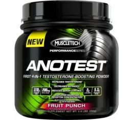 MuscleTech - Anotest / 284 gr. Хранителни добавки, Стимулатори за мъже