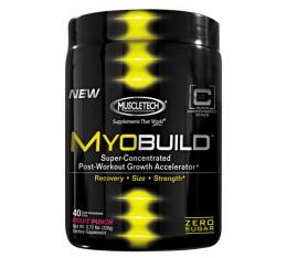 MuscleTech - MyoBuild / 40 serv. Хранителни добавки, Аминокиселини, Сила и възстановяване, Комплексни аминокиселини