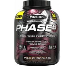 MuscleTech - Phase 8 / 5 lbs. Хранителни добавки, Протеини, Протеинови матрици