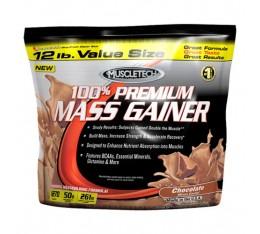 MuscleTech - 100% Premium Mass Gainer / 12 lbs. Хранителни добавки, Гейнъри за покачване на тегло, Гейнъри, Хранителни добавки на промоция