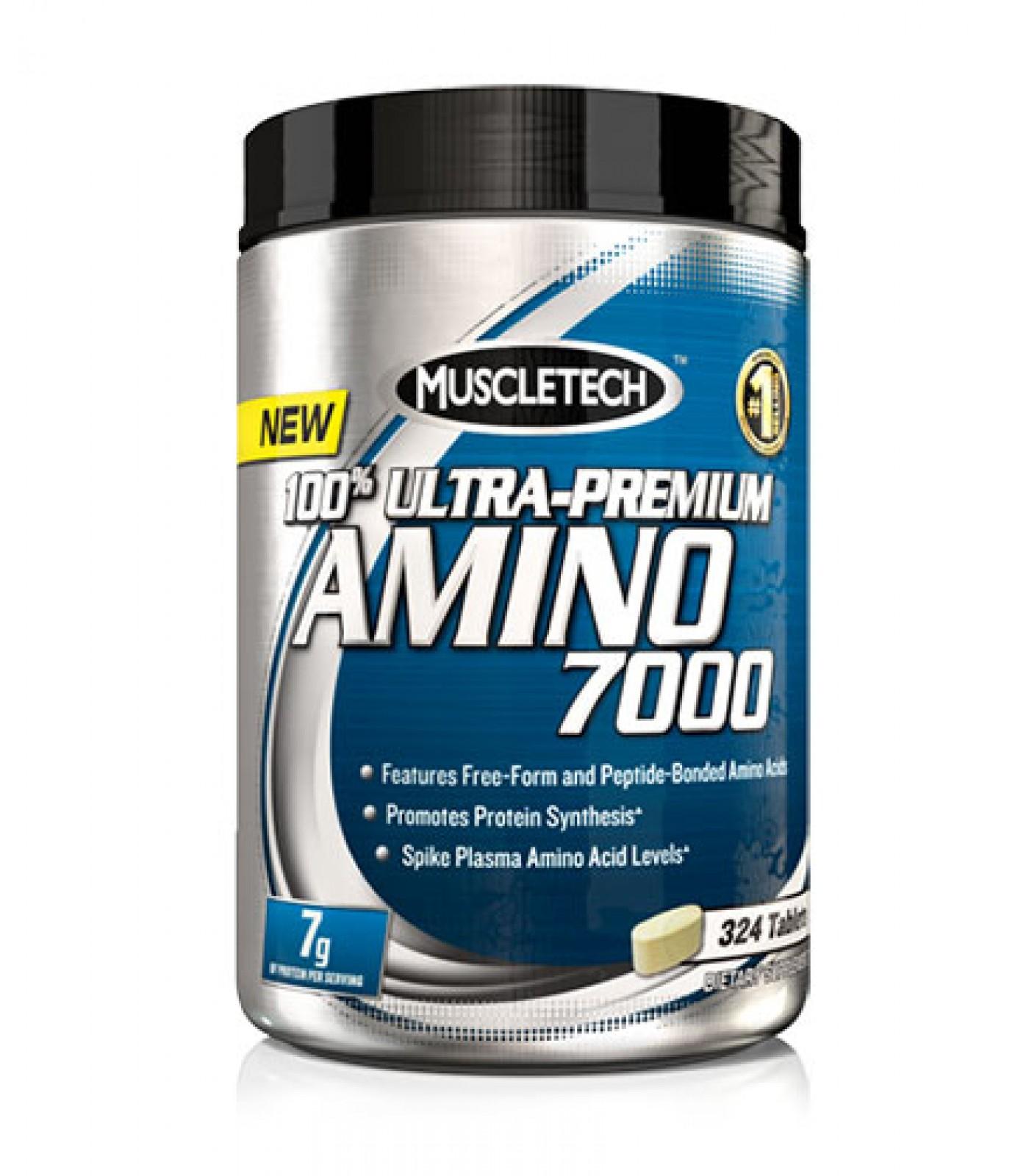 MuscleTech - 100% Ultra Premium Amino 700 / 324 tabs.