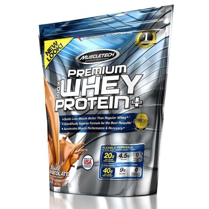 Muscletech - Premium Whey Protein Plus / 5lb.