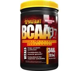 Mutant - BCAA 9.7 / 348 gr. Хранителни добавки, Аминокиселини, Разклонена верига (BCAA)