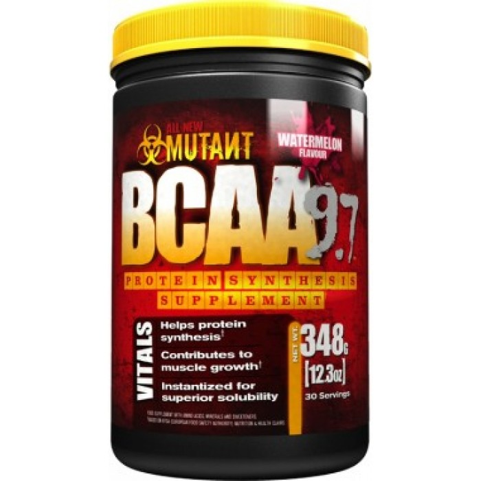 Mutant - BCAA 9.7 / 348 gr.