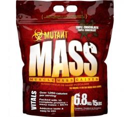 Mutant - Mass / 6810 gr. Хранителни добавки, Гейнъри за покачване на тегло, Гейнъри