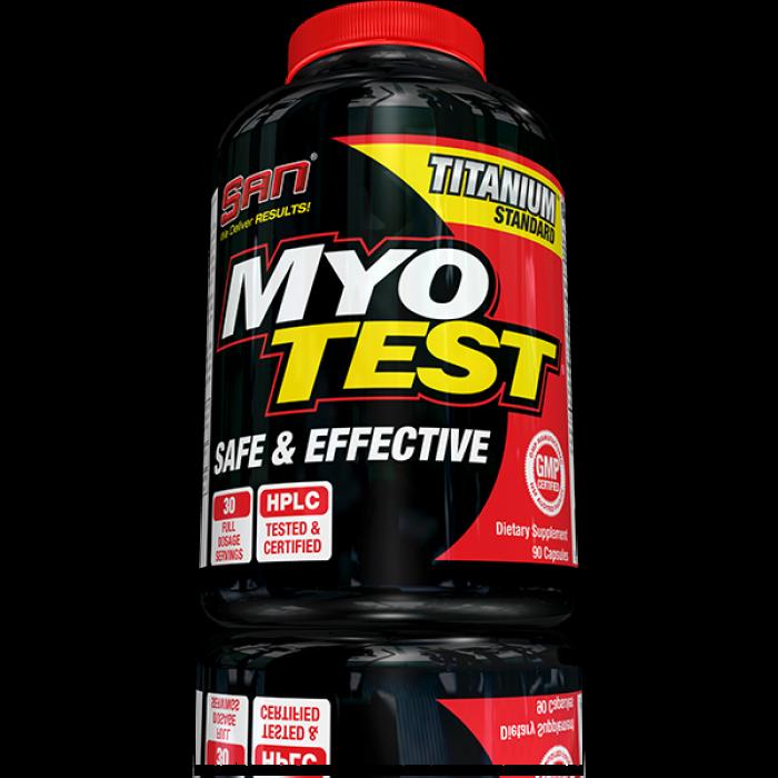 SAN - MyoTest / 90 caps