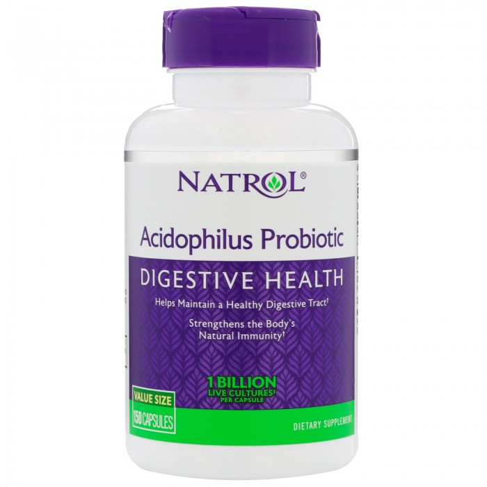 Natrol - Acidophilus Probiotic / 150 caps