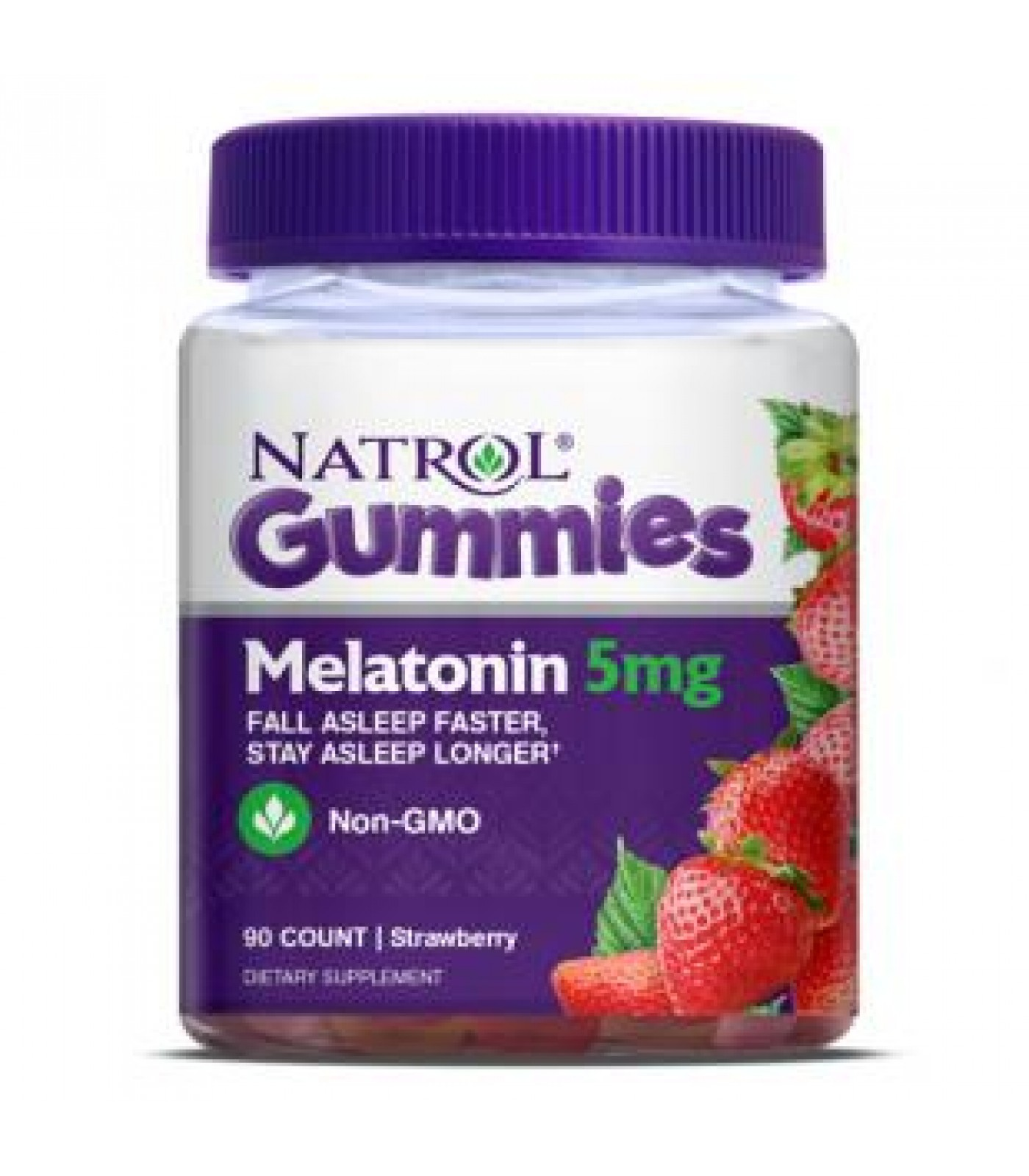 Natrol - Melatonin Gummies 5mg / 90 tabs.