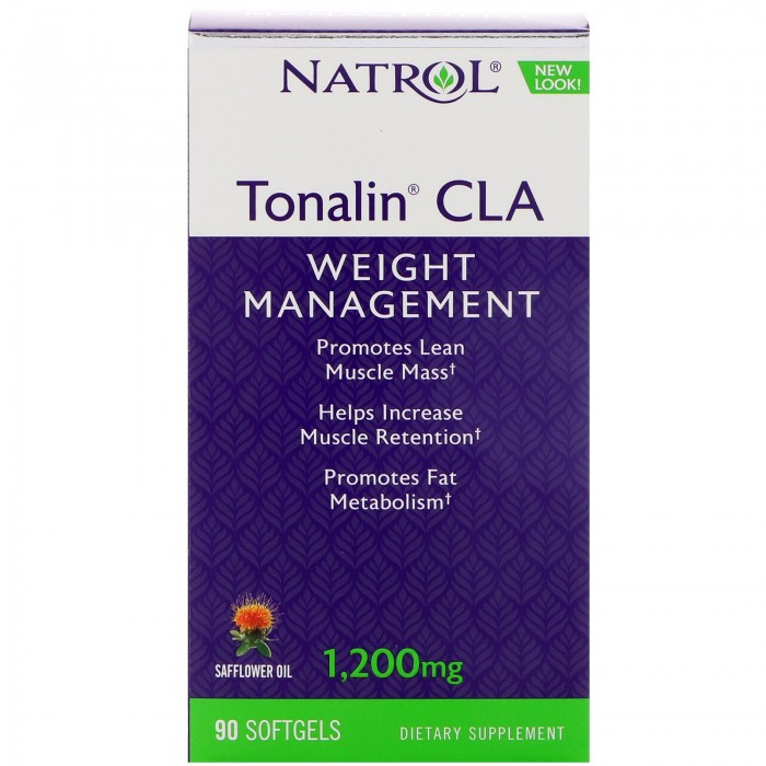 Natrol - Tonalin CLA 1200mg. / 90 softgels