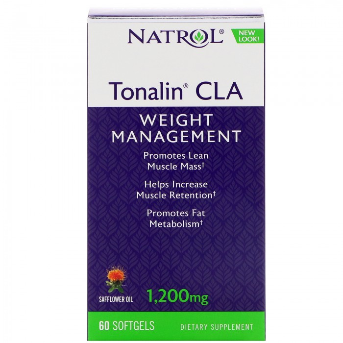 Natrol - Tonalin CLA 1200mg. / 60 softgels
