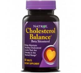 Natrol - Cholesterol Balance Beta Sitosterol / 60 tabs