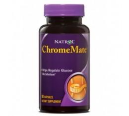 Natrol - ChromeMate / 90 caps Хранителни добавки, Витамини, минерали и др.