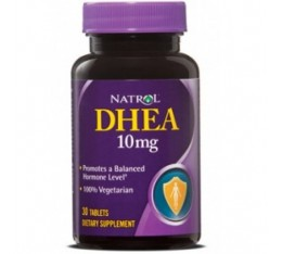 Natrol - DHEA 10mg / 30 tab Хранителни добавки, Здраве и тонус