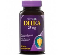 Natrol - DHEA 25mg / 180 tab Хранителни добавки, Здраве и тонус