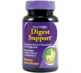 Natrol - Digest Support / 60 caps Хранителни добавки, Здраве и тонус, Ензими